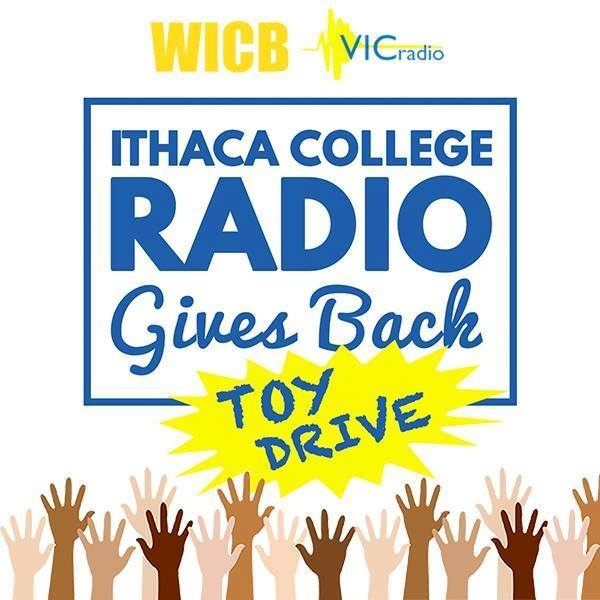 WICB Toy Drive!